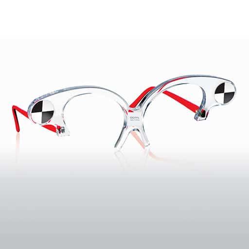Occhiale di calibrazione